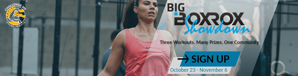 big boxrox throwdown online fitness competition