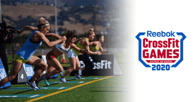 2020 crossfit games sprint event