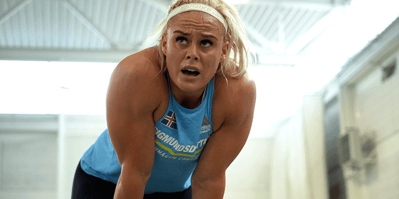 "Sara Sigmundsdóttir Plans ""The Most Epic Comeback in CrossFit"""