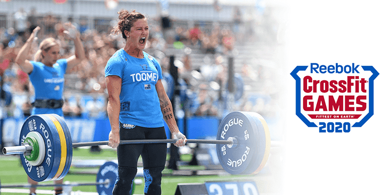 event 1 crossfit games 2020