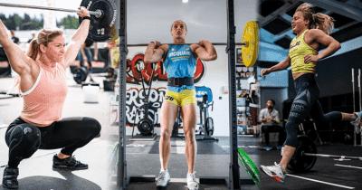 crossfit games European athletes