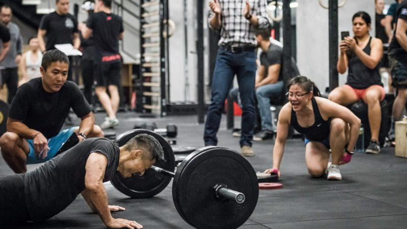 crossfit member retention
