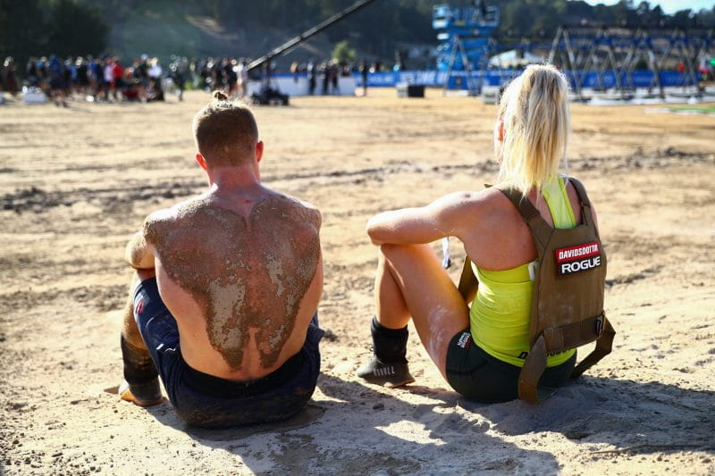 CrossFit games reflection