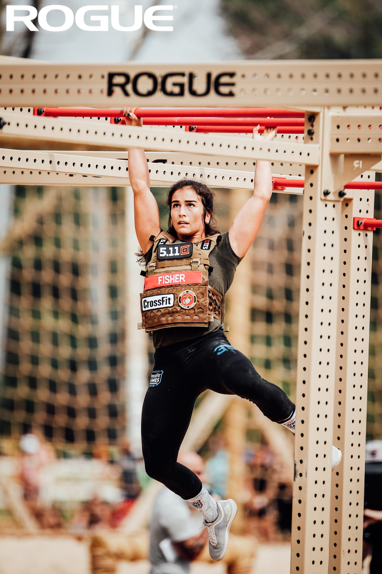 Amazing Action Shots of Lauren Fisher (and her Inspiring Message about Body Image)