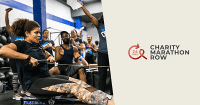 2020 charity marathon row