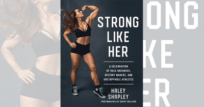 strong like her book