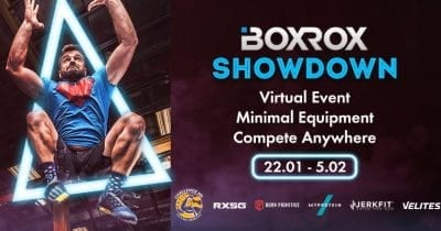 BOXROX Showdown online fitness competition