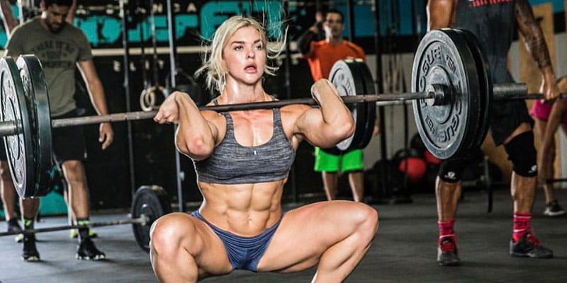 TRAIN SMARTER – 8 Effective Squat Secrets for CrossFit and Strength Athletes