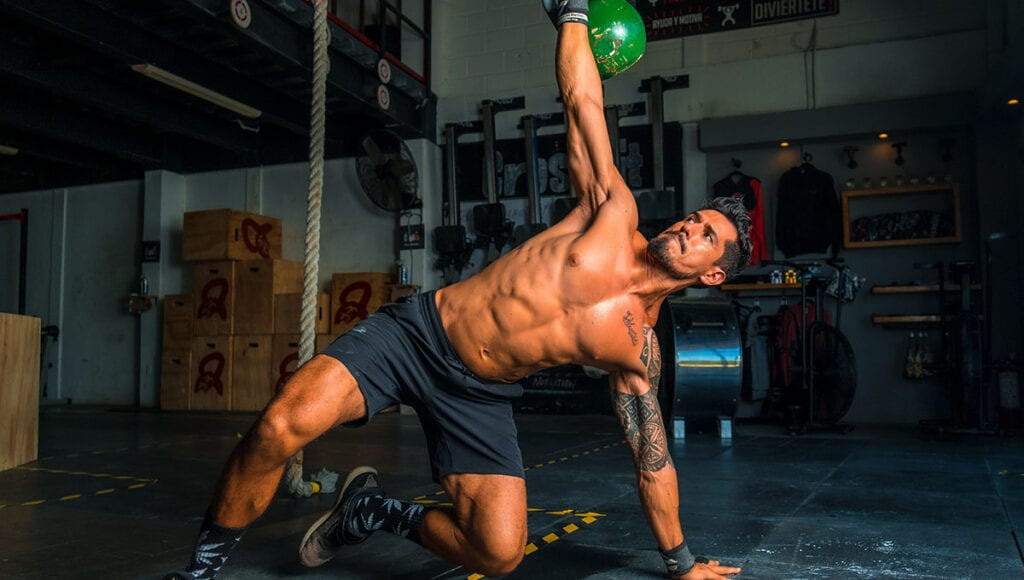 best crossfit abs workouts