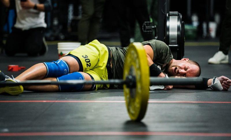 improve willpower CrossFit