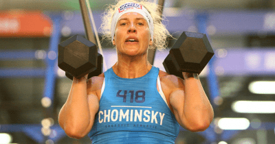 dumbbell crossfit workouts