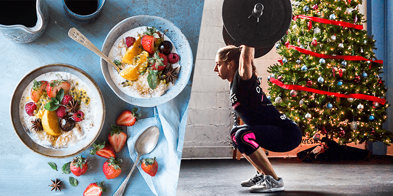 nutrition over christmas