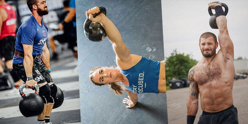 20 Unique Kettlebell Exercises to Build Strength, Muscle and Mobility for CrossFit