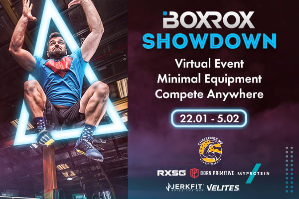 online fitness competition boxrox showdown