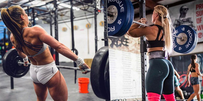 5 CrossFit Glute Workouts (and Exercises) to Build a Strong, Powerful and Functional Booty