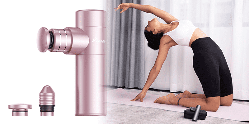 A Massage Gun That's Good for Your Recovery, Wellbeing and Wallet