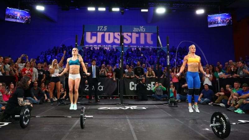 crossfit open live announcement 2021