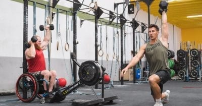 sign up to adaptive crossfit open