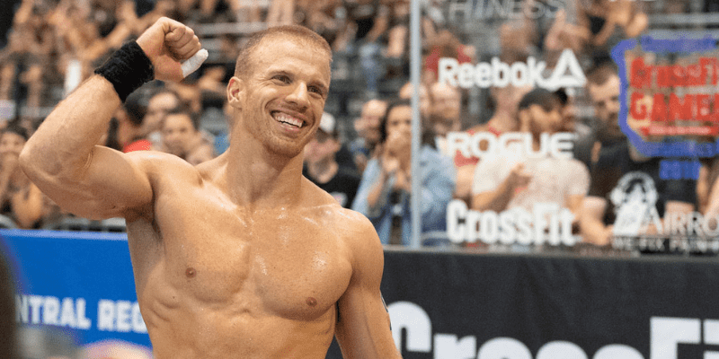 Meet Scott Panchik – CrossFit Open 21.3 Athlete