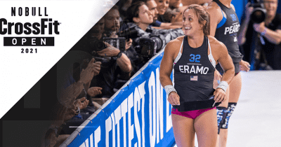 crossfit open workout 21.1 movement standards