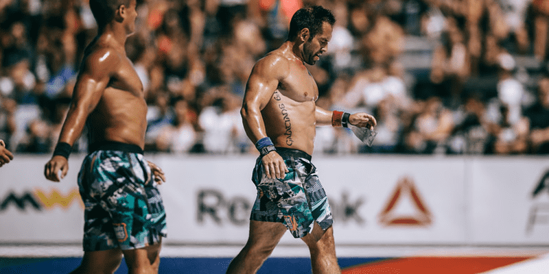 rich Froning tips