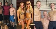 Siblings Semifinals - Sydney Brooke Wells, Ben Alec Dane Smith, Scott Spencer Saxon Panchik