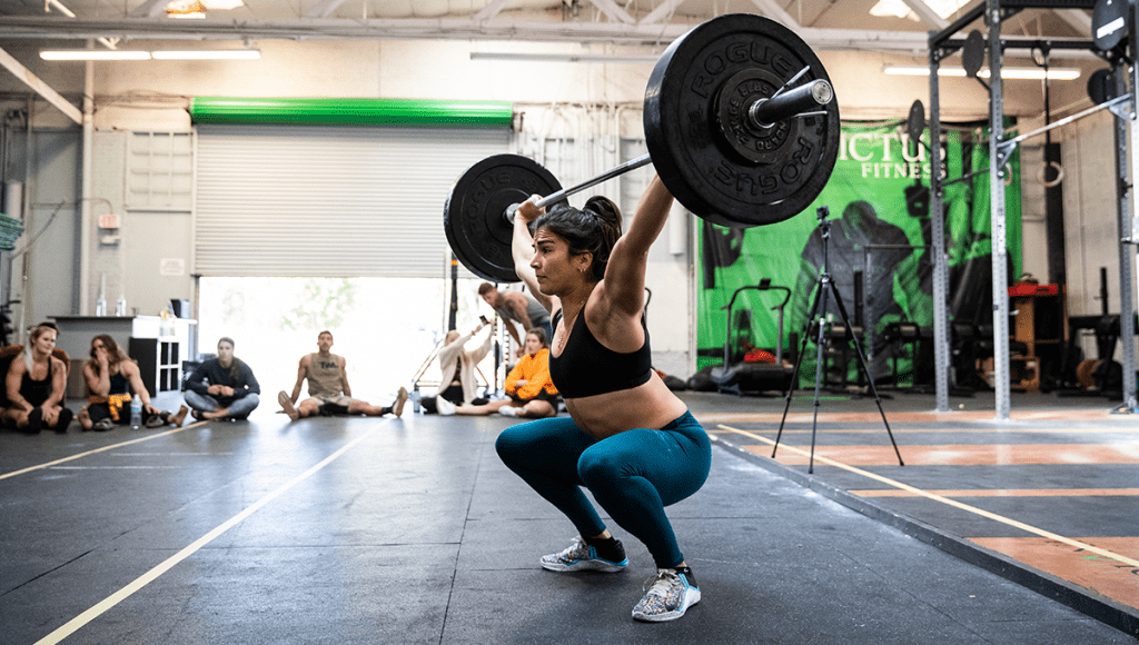 Olympic Weightlifting Workouts