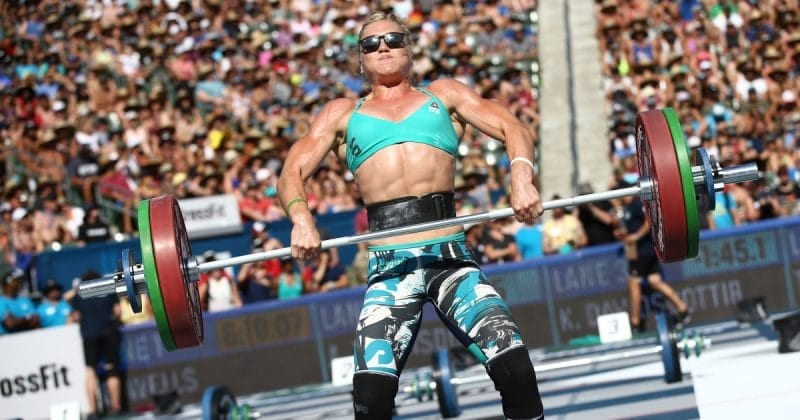 5 Obscure Facts and Stats About the 2021 CrossFit Open