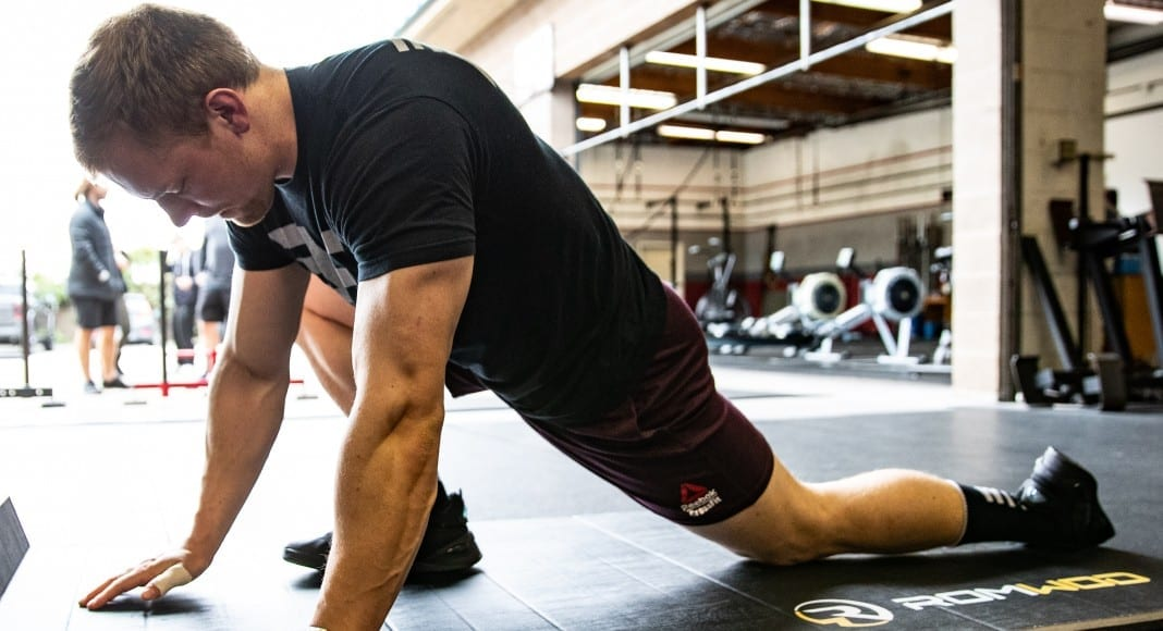 flexibility in crossfit