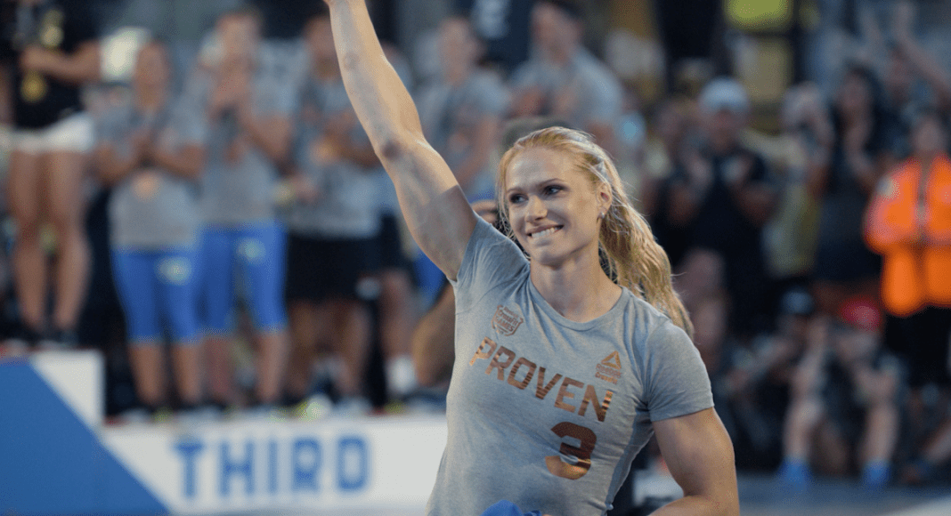 Annie Thorisdottir CrossFit