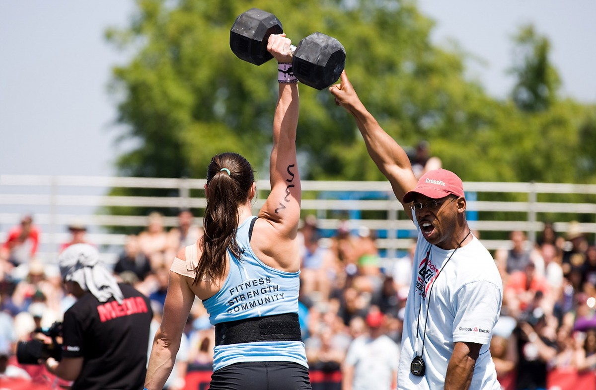 CrossFit Dumbbell Workouts