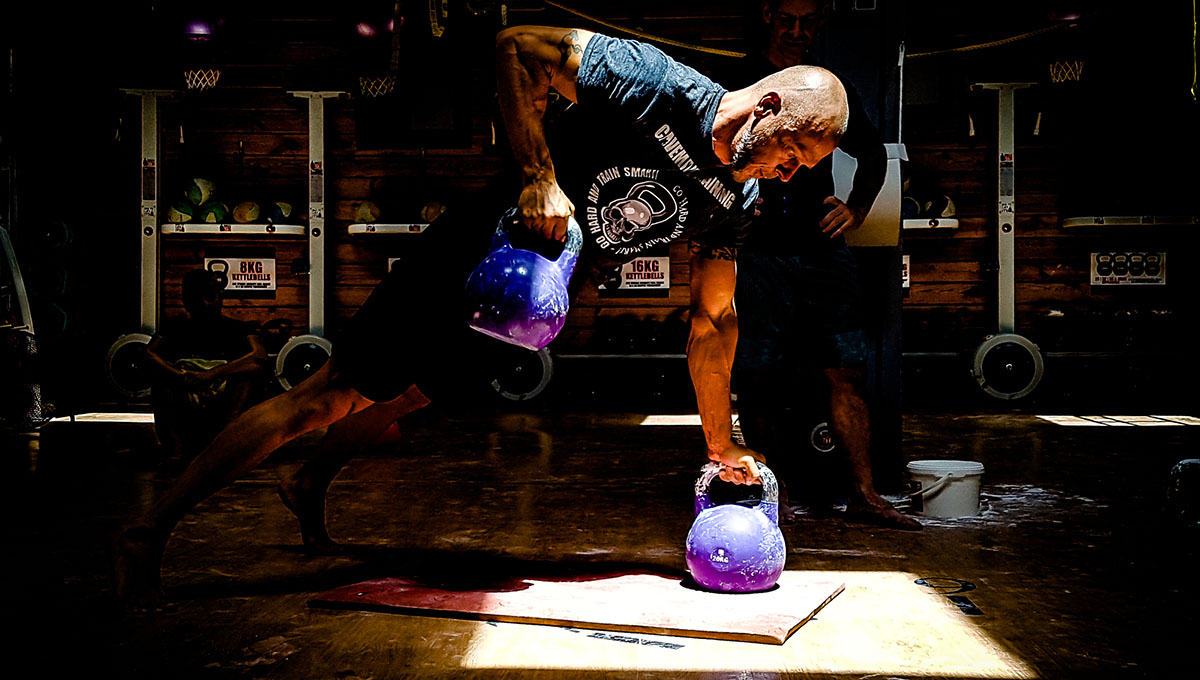 Destroy Upper Body Weaknesses with these Kettlebell Chest Workouts
