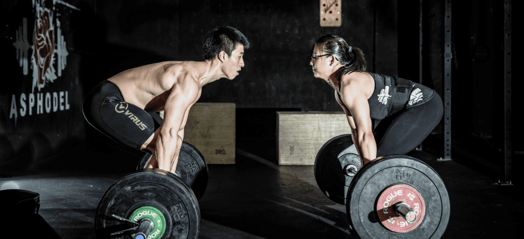 Pair Up Throwdown CrossFit