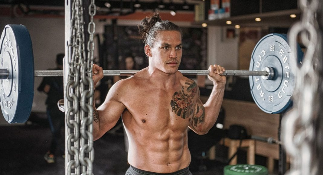 How to build a 6 pack abs