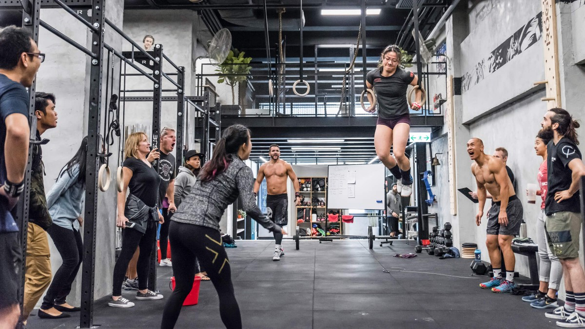 CrossFit Bodyweight Workouts – Test and Challenge your Fitness Now | BOXROX
