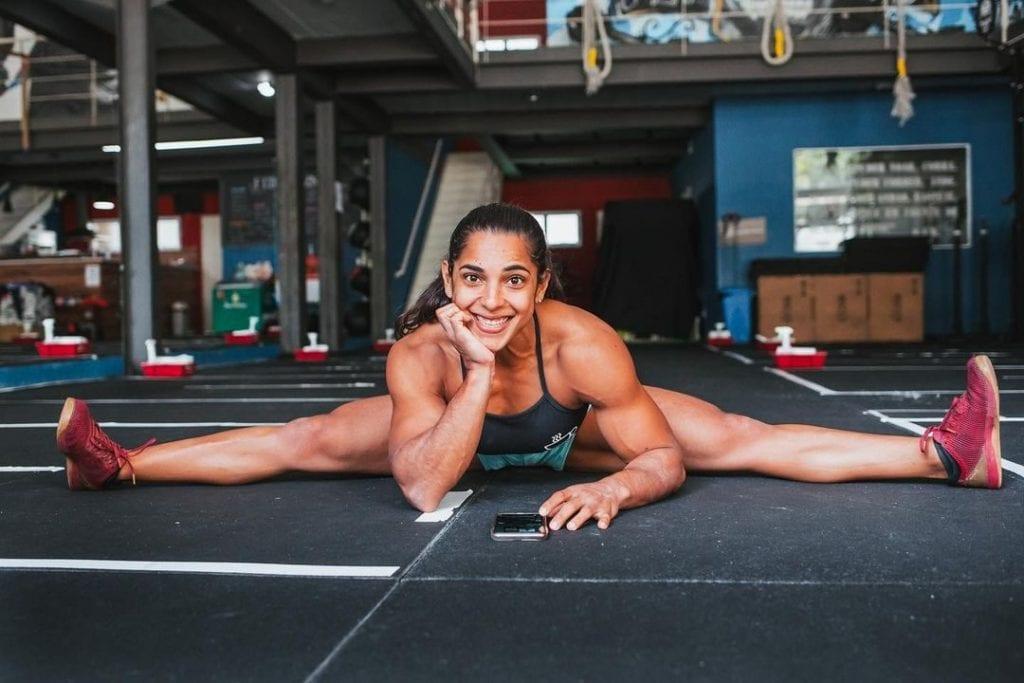 Brazil CrossFit Championship winner Larissa Cunha