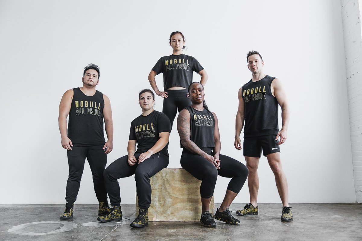 nobull pride collection