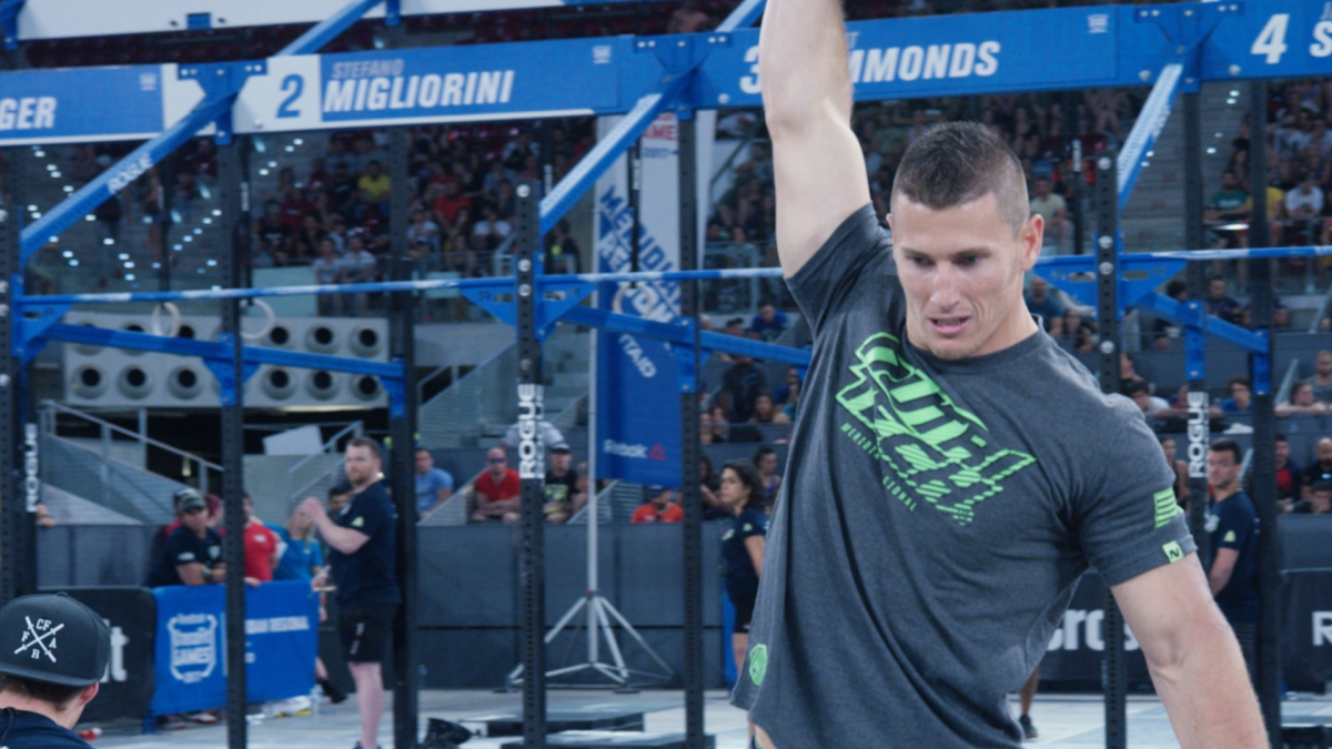Jason Smith Fittest in Cape Town