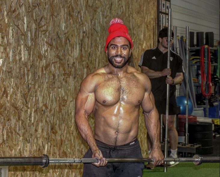 Keelan Henry - watch at Fittest in Cape Town