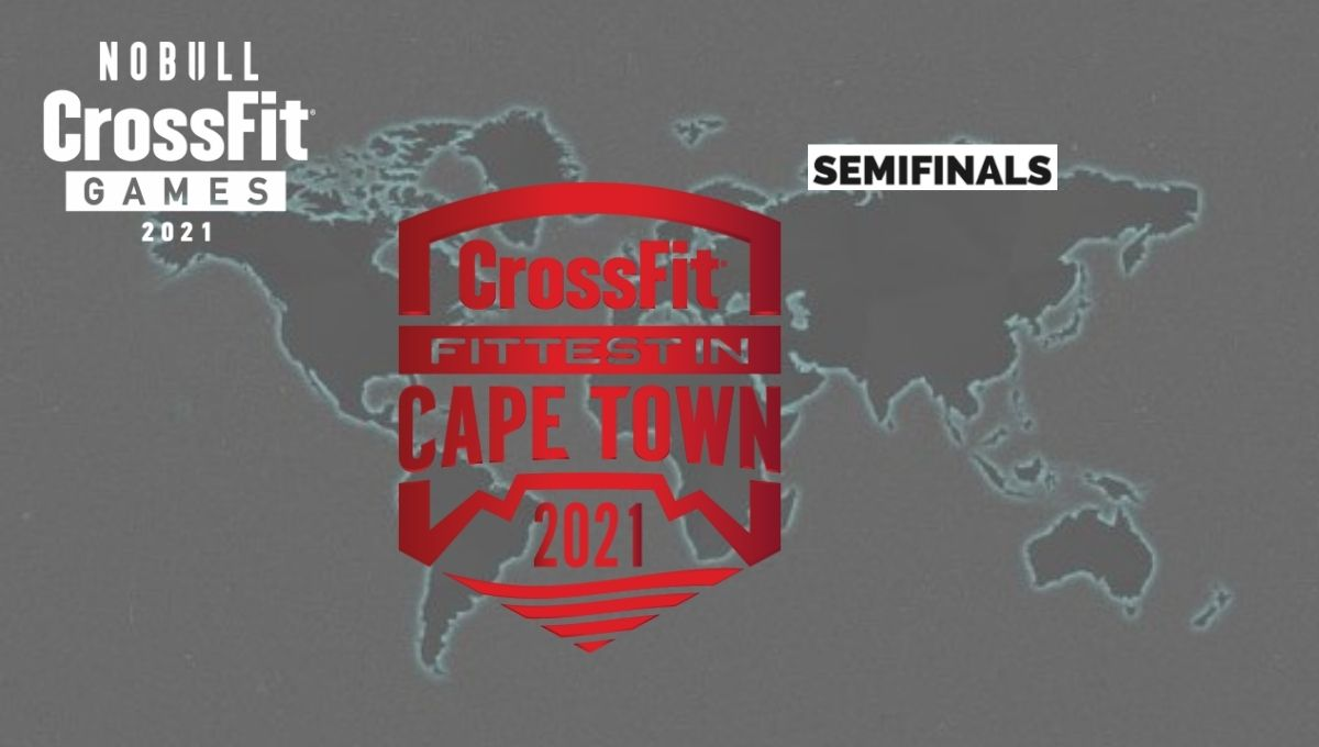 CrossFit Fittest in Cape Town logo