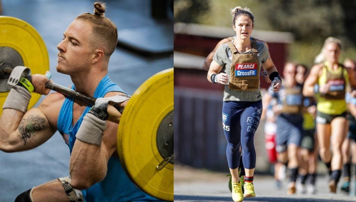Noah Ohlsen and Kari Pearce