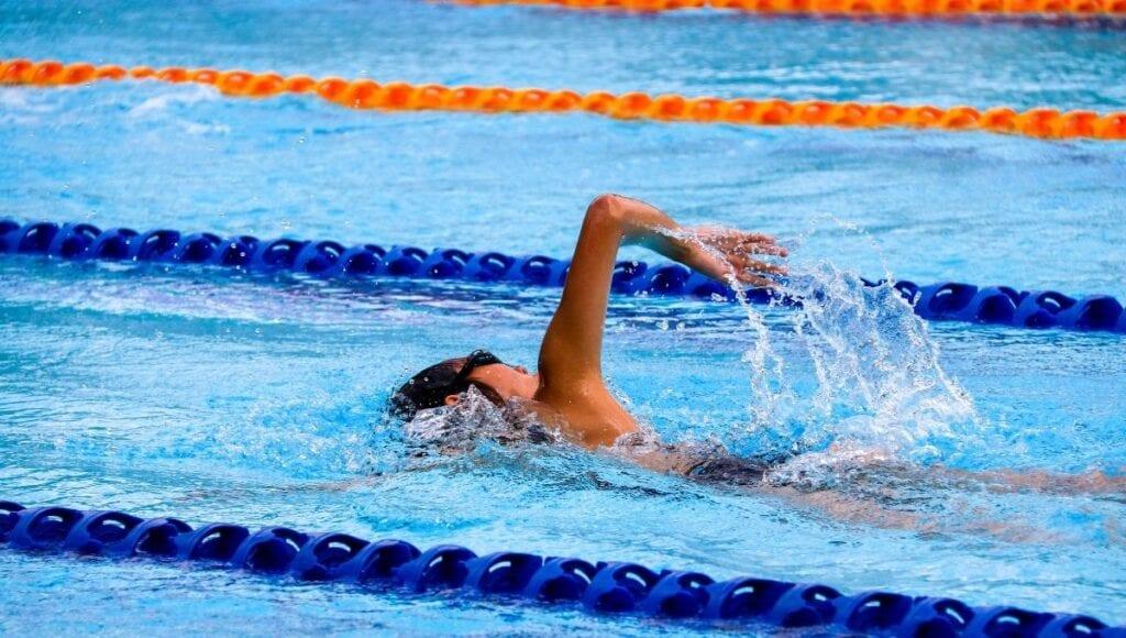 Swimmer - Sun Yang