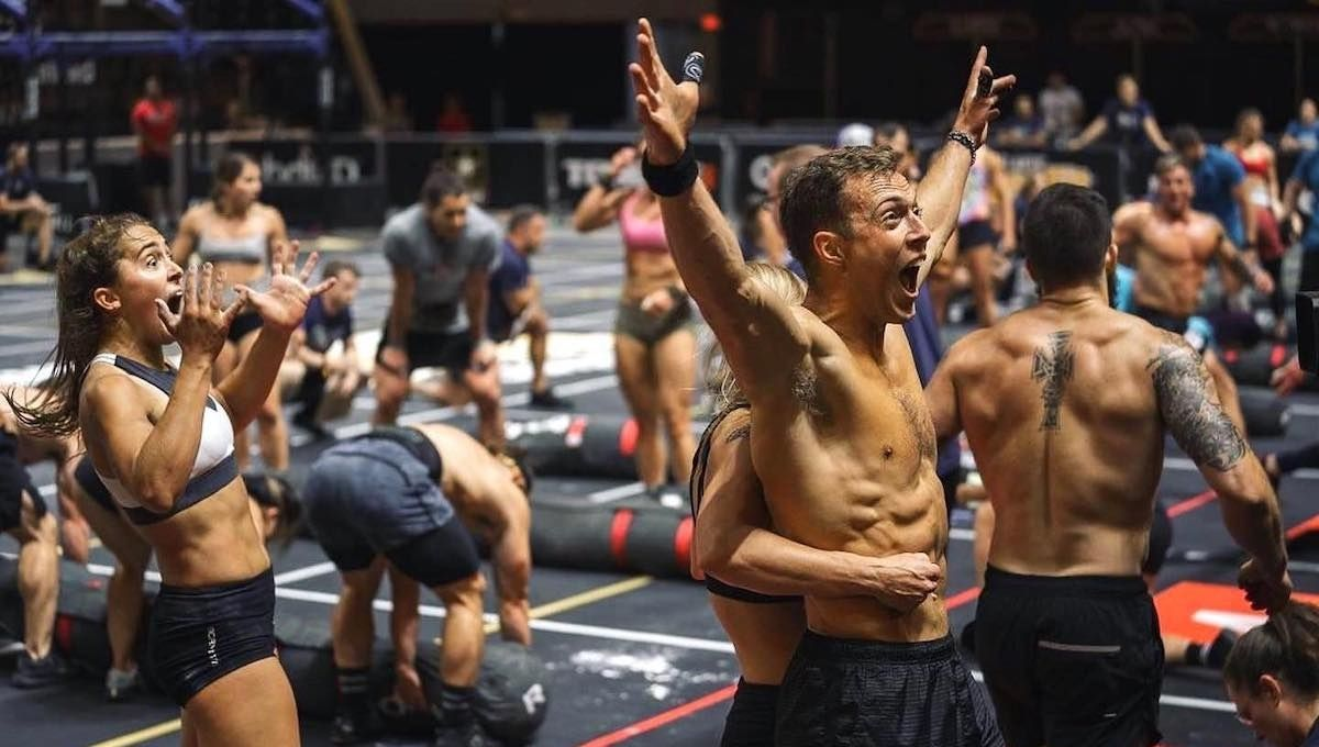 Janelle Stites banned, Team CrossFit Reignited Wilmington invited to the Games