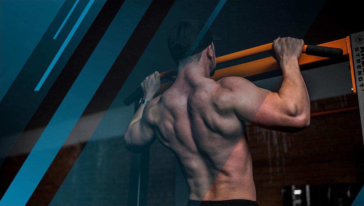 Training plan for pull-ups