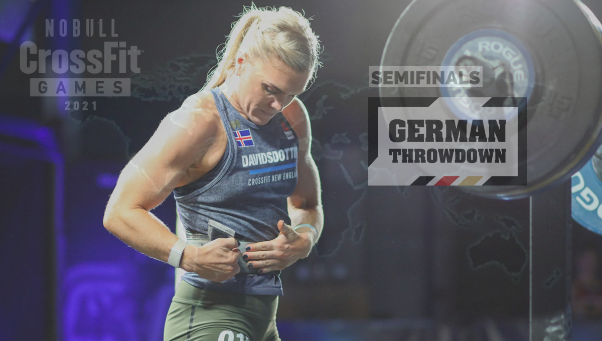 german throwdown top athletes