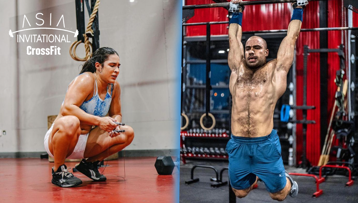 crossfit asia invitational results