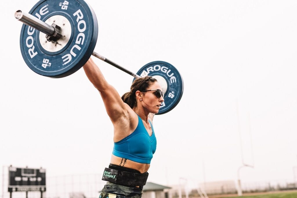 athlete hits the news for qualifying for the CrossFit Games