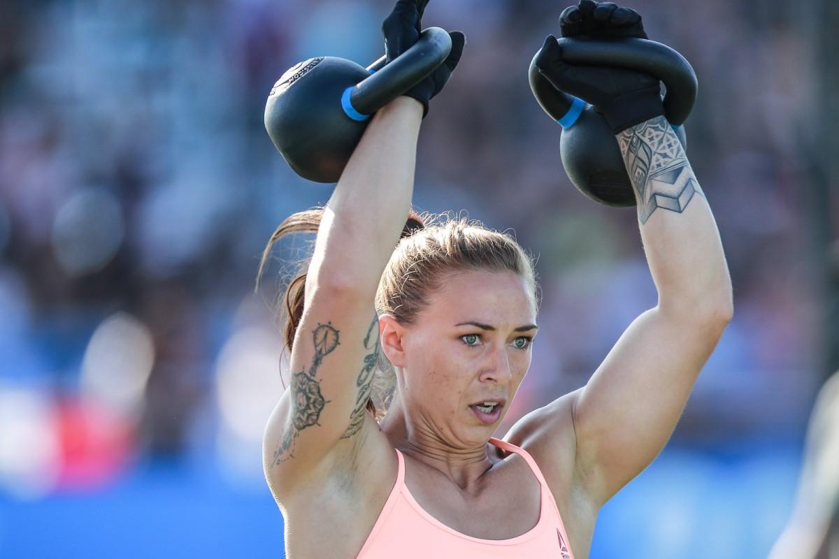 crossfit shoulder workouts