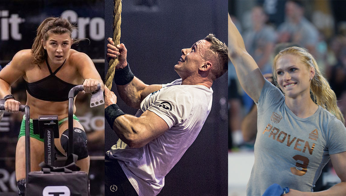 athletes to follow at the lowlands throwdown