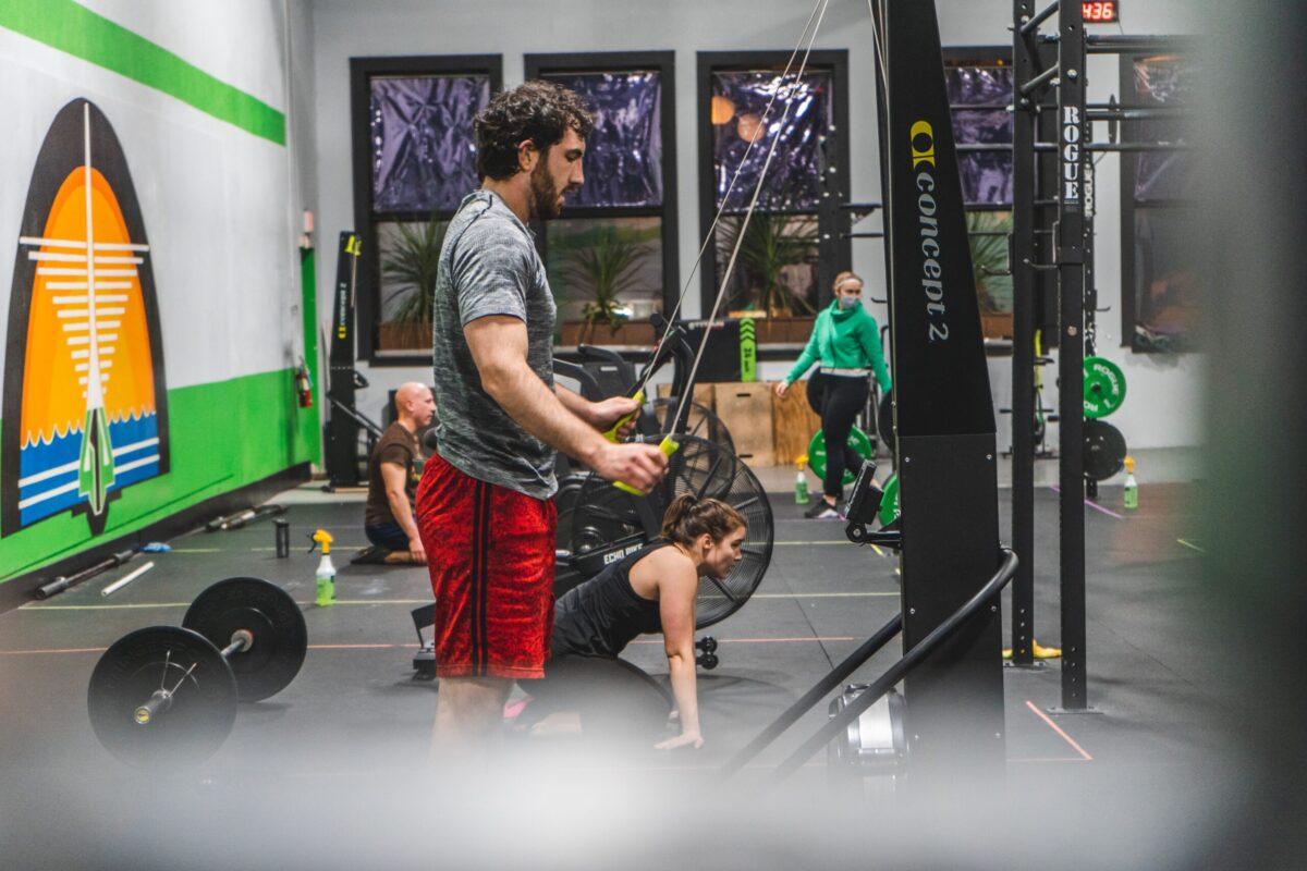 endurance emom workouts